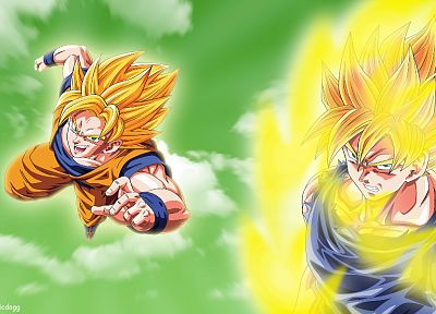 Son Goku, Dragon Ball Z, Super Saiyan - related desktop wallpaper