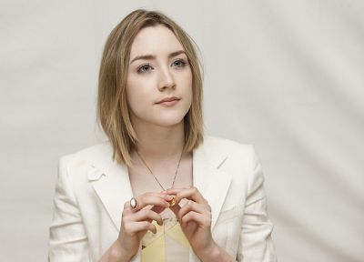 women, actress, Saoirse Ronan - random desktop wallpaper