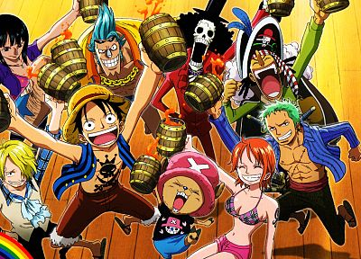 One Piece (anime) - related desktop wallpaper