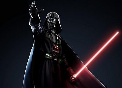Star Wars, lightsabers, Darth Vader, LucasArts - random desktop wallpaper