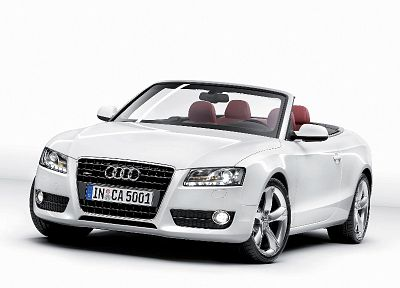 cars, Audi, white cars, German cars - random desktop wallpaper