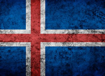 flags, Iceland - random desktop wallpaper