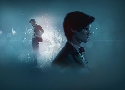 Matt Smith, Eleventh Doctor, Doctor Who - random desktop wallpaper