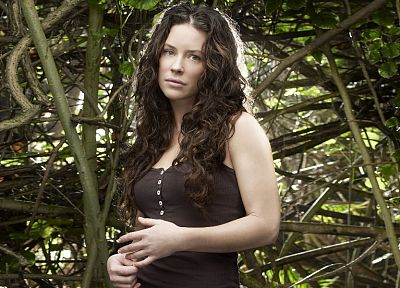 women, Evangeline Lilly, Lost (TV Series) - related desktop wallpaper