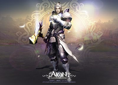 Aion - desktop wallpaper