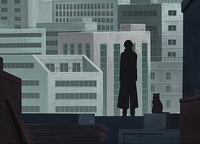 Darker Than Black, Hei, Mao (Darker Than Black) - random desktop wallpaper