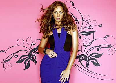 women, black people, Leona Lewis, singers - random desktop wallpaper