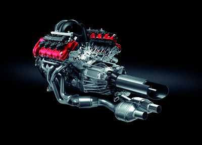 cars, engines, Maserati, vehicles, cutaway - desktop wallpaper