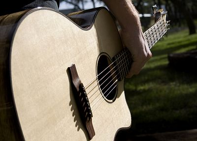 acoustic guitars, guitars - desktop wallpaper