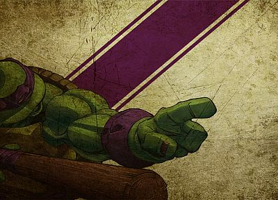 Teenage Mutant Ninja Turtles, donatello - related desktop wallpaper