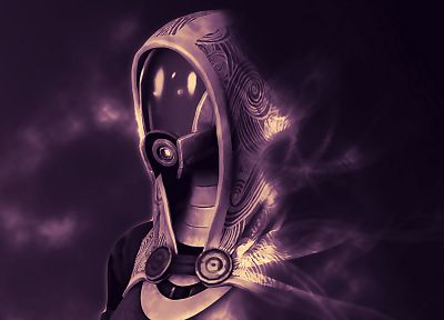 Mass Effect, Mass Effect 2, artwork, games, Tali Zorah nar Rayya - random desktop wallpaper