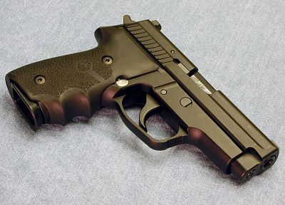 guns, weapons, SIG P229 - random desktop wallpaper