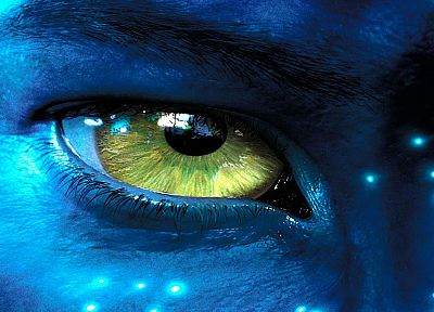 eyes, Avatar, green eyes - related desktop wallpaper