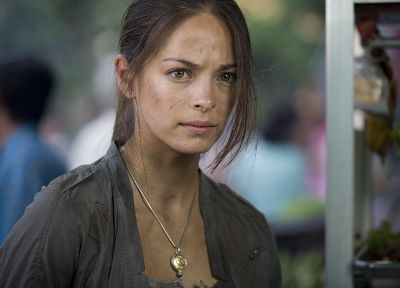women, Street Fighter, Kristin Kreuk - random desktop wallpaper