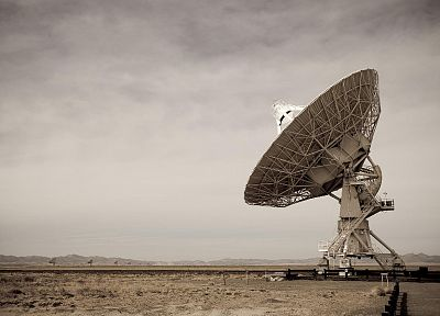 science, antenna, Very Large Array - random desktop wallpaper