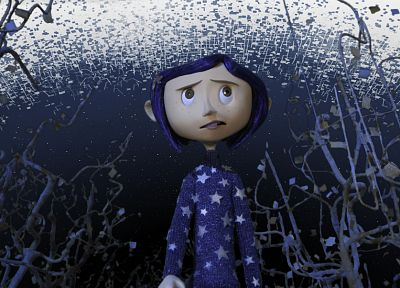 Coraline - random desktop wallpaper