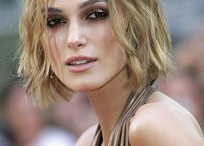 women, Keira Knightley - random desktop wallpaper