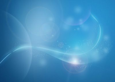 abstract, blue, lights, lines - related desktop wallpaper