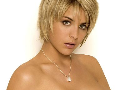 blondes, women, Gemma Atkinson - random desktop wallpaper