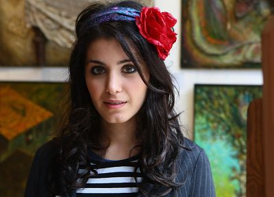 brunettes, women, Katie Melua, singers, artist, musicians - related desktop wallpaper
