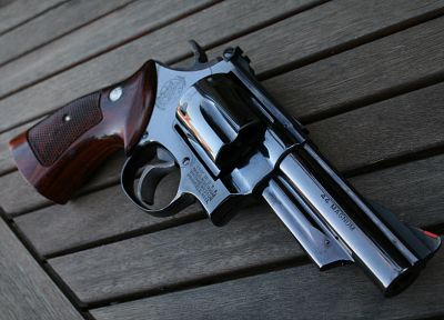 pistols, guns, Clint Eastwood, revolvers, weapons, Smith and Wesson - desktop wallpaper