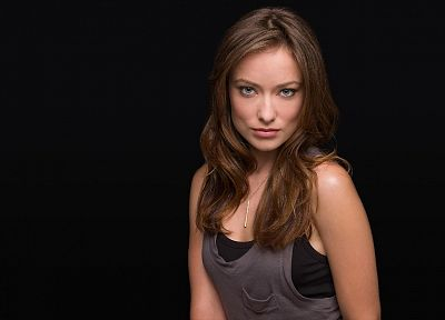 brunettes, women, models, Olivia Wilde, House M.D. - desktop wallpaper