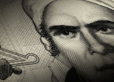 money, Mexico, historic, Jose Maria Morelos - random desktop wallpaper