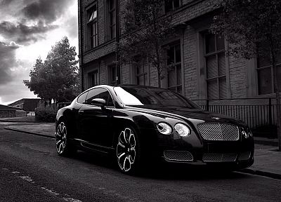 cars, vehicles, Bentley Continental GT - random desktop wallpaper