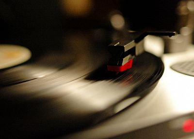 music, record, turntable, vinyl - random desktop wallpaper