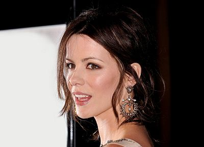 brunettes, women, actress, Kate Beckinsale - related desktop wallpaper