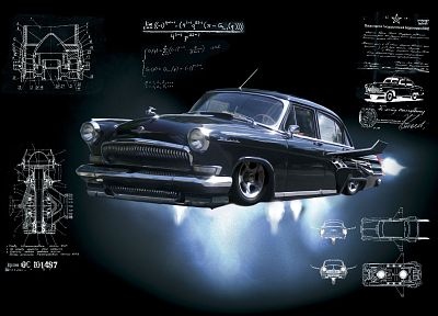movies, cars, Black Lightning, GAZ Volga, russian cars, Russians - random desktop wallpaper