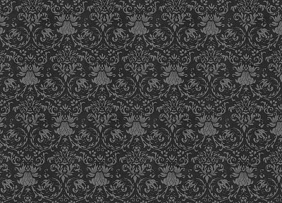 pattern, patterns, damask - desktop wallpaper