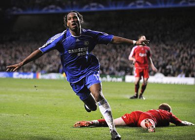 sports, soccer, Chelsea FC, Liverpool FC, Didier Drogba - related desktop wallpaper