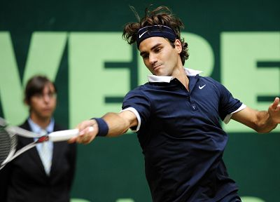 sports, men, tennis, Roger Federer, tennis racquets - related desktop wallpaper