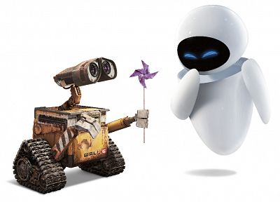 Pixar, Wall-E - random desktop wallpaper