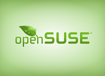 Linux, opensuse - desktop wallpaper