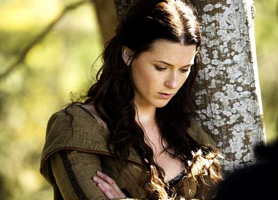 Bridget Regan, Kahlan Amnell - random desktop wallpaper