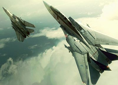 video games, aircraft, Ace Combat, planes, vehicles - related desktop wallpaper
