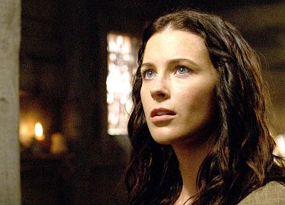 brunettes, women, Bridget Regan, Legend Of The Seeker, actress, Kahlan Amnell - desktop wallpaper