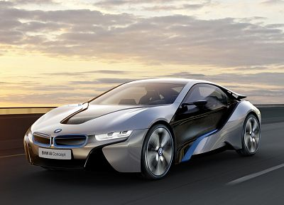 BMW, cars, supercars, concept cars - random desktop wallpaper
