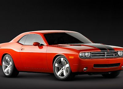 cars, Dodge Challenger SRT8 - random desktop wallpaper