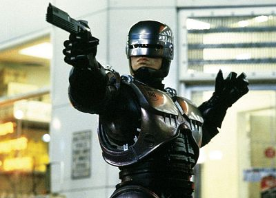 movies, Robocop, Peter Weller - desktop wallpaper
