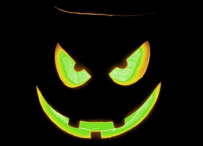 Halloween, grin, Jack O Lantern, pumpkins - desktop wallpaper