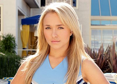 blondes, women, actress, Hayden Panettiere, Heroes (TV Series), celebrity - random desktop wallpaper