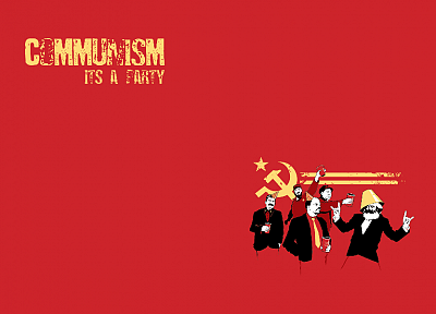 communism, politics - desktop wallpaper