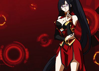 video games, Blazblue, Litchi Faye-Ling - random desktop wallpaper