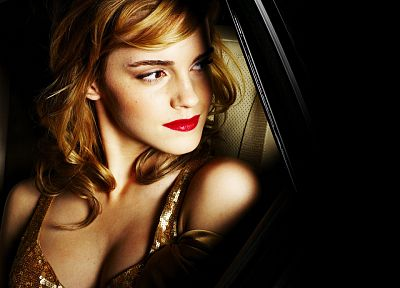 Emma Watson, actress, models, celebrity - desktop wallpaper