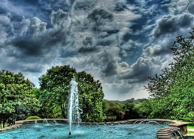 HDR photography - random desktop wallpaper