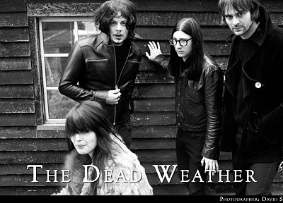 The Dead Weather - random desktop wallpaper
