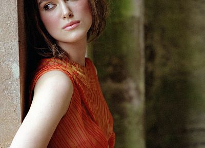 women, actress, Keira Knightley - related desktop wallpaper